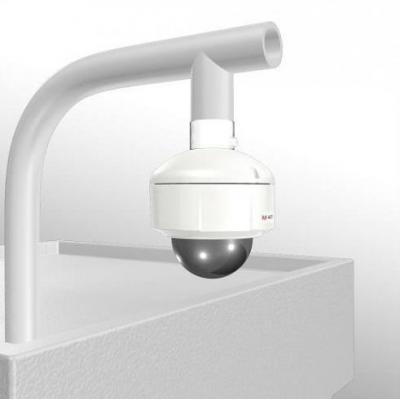 Acti beveiligingscamera bevestiging & behuizing: Converter Ring with Mount Kit for all Dome Cameras