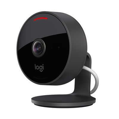 Logitech Circle View Camera Beveiligingscamera - Zwart