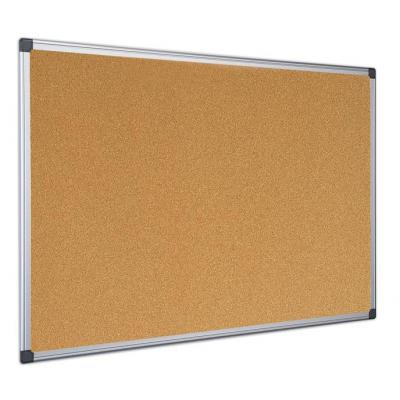 Bi-Office Maya Cork Board Prikbord - Bruin