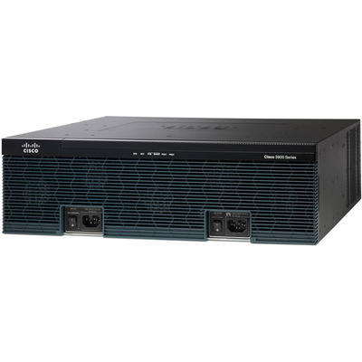 Cisco C3945E-VSEC-CUBEK9 routers