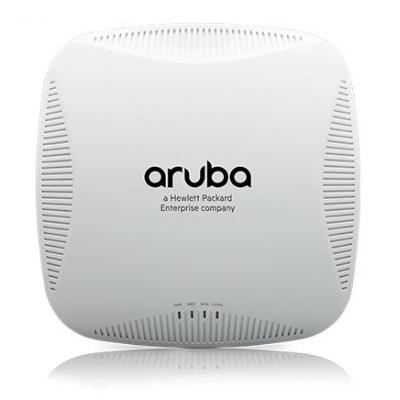 Hewlett Packard Enterprise Aruba Instant IAP-215 (RW) Instant 3x3:3 11ac Access point - Grijs