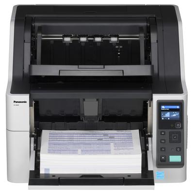 Panasonic KV-S8147 Scanner - Zwart, Wit
