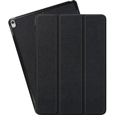 Azuri Ultra thin bookstyle case - zwart - voor Apple iPad Air 10.5 inch E-book reader case