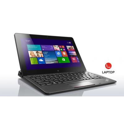Lenovo laptop: ThinkPad Helix 2 - Zwart