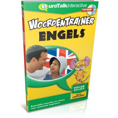 Eurotalk educatieve software: Woordentrainer, Engels