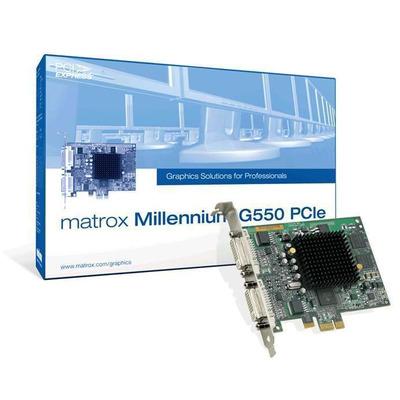 Matrox G55-MDDE32F Videokaart