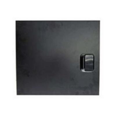 HP Side panel, Black Computerkast onderdeel - Zwart