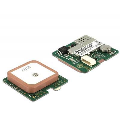 Navilock GPS ontvanger module: NL-852EUSB - Bruin, Groen, Wit