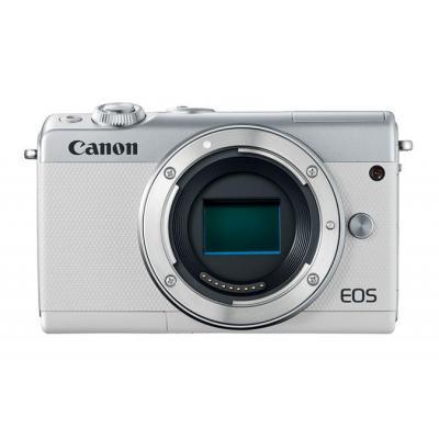 Canon EOS M100 Digitale camera - Wit