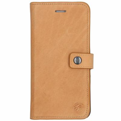 2 in 1 Wallet Case iPhone 8 / 7 - Beige Mobile phone case
