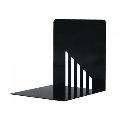 Staples boekensteun: Boekensteun SPLS 21x15x19 zwart/set 2