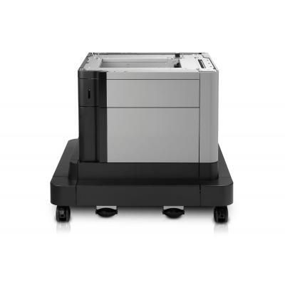 Hp papierlade: LaserJet papierinvoer en kast voor 500 vel