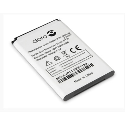 Doro Battery for 510/515/715 Mobile phone spare part - Wit