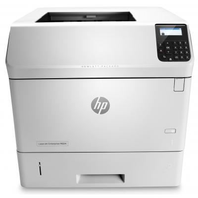 Hp laserprinter: LaserJet Enterprise M604dn - Zwart