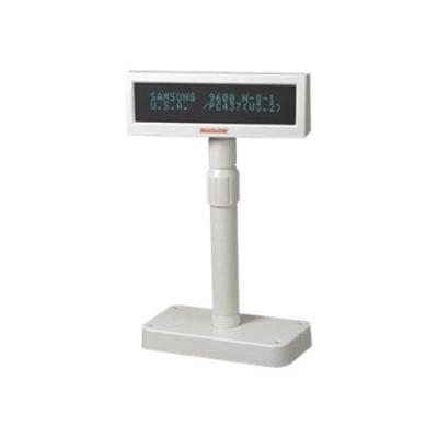 Bixolon display: BCD-1000 - Wit