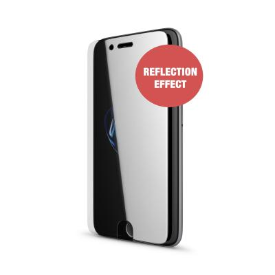Behello screen protector: iPhone 6 / 6S / 7 High Impact Mirror Glass - Spiegel