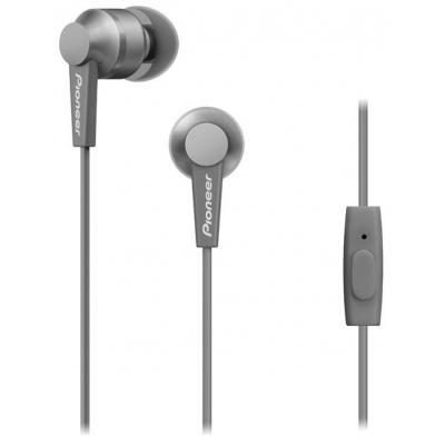 Pioneer headset: SE-C3T - Grijs