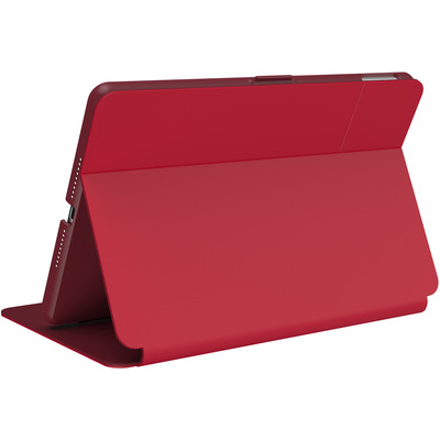 Speck Balance Folio Case Apple iPad 10.2 (2019) Dark Poppy Red Tablet case