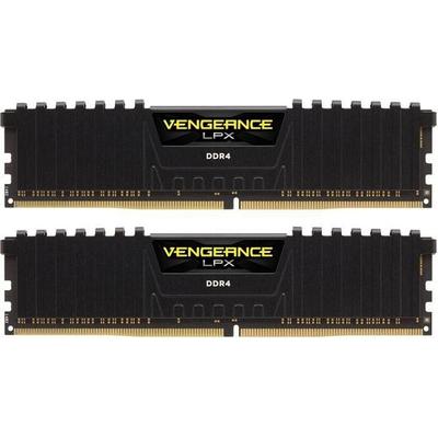 Corsair Vengeance LPX 8GB DDR4-2400 RAM-geheugen - Zwart