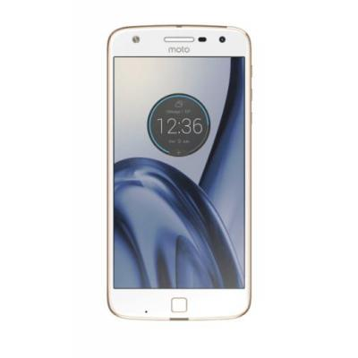 Lenovo smartphone: Moto Z Play - Goud, Wit 32GB