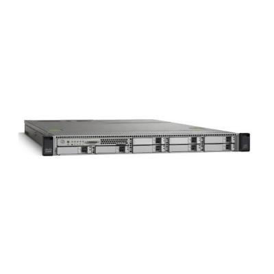 Cisco server: 1U, 2 x Intel Xeon E5-2609 v2, 16 GB DDR3, 16GB SD Card, no HDD, UCS RAID SAS 2008M-8i Mezz, 2 x 1 Gb .....