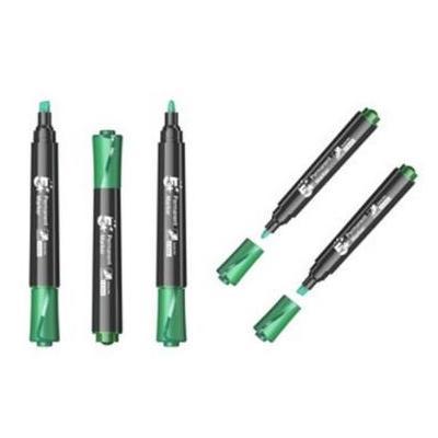 5star marker: 961214 - Zwart, Groen