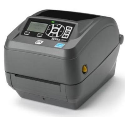 Zebra ZD500 Labelprinter - Zwart