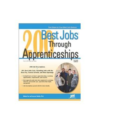 Jist publishing boek: 200 Best Jobs Through Apprenticeships - eBook (PDF)
