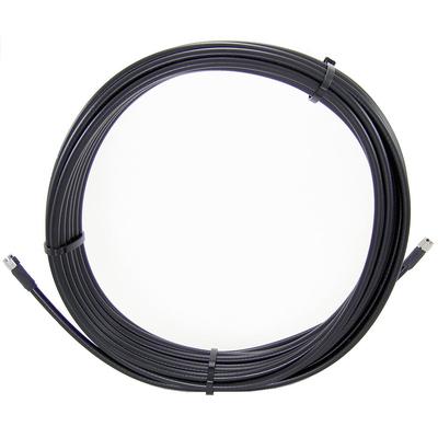 Cisco CAB-L400-50-TNC-N= Coax kabel - Zwart