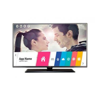 Lg led-tv: 32LY760H - Zwart