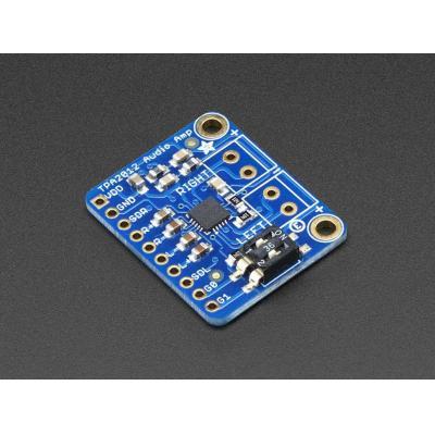 Adafruit : Stereo 2.1W Class D Audio Amplifier