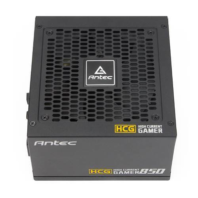 Antec HCG850 Power supply unit - Zwart