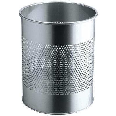Durable 3310-23 Prullenbak - Zilver
