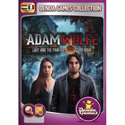 Denda game: Adam Wolfe, Lady and the Painter + Zero Hour (3 + 4)  PC