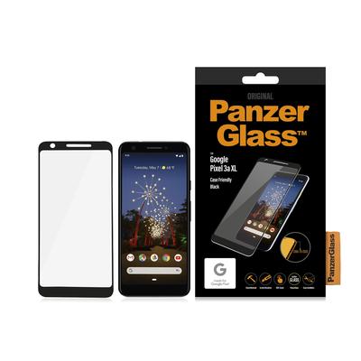 PanzerGlass Google Pixel 3a XL Edge-to-Edge Screen protector - Transparant