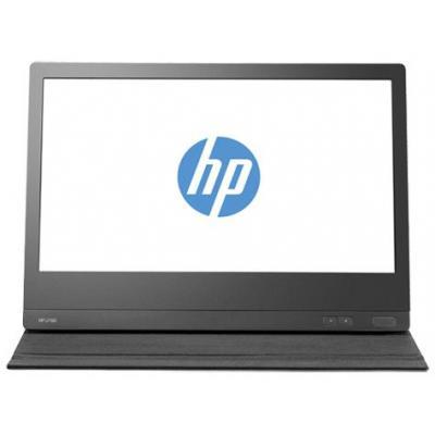 "HP U160 15,6"" WXGA TN Portable Monitor - Zwart"