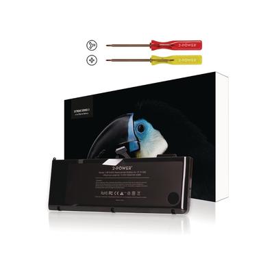 2-Power 10.8V 5200mAh Li-Polymer Laptop Battery Notebook reserve-onderdeel
