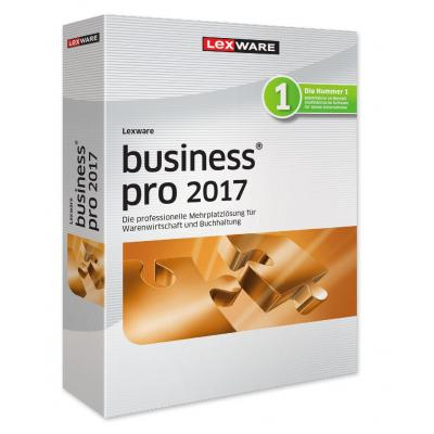 Lexware boekhoudpakket: Business pro 2017