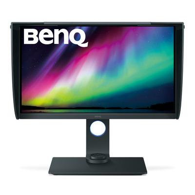 Benq SW271 Monitor - Zwart,Grijs