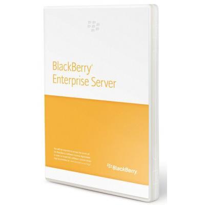 Blackberry communicatienetware: Enterprise Server 5.0 for IBM Lotus Domino
