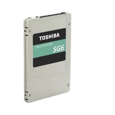 """Toshiba SSD: 1024 GB, 2.12.7 cm (5"""") , SATA III, 6 Gbit/s, TLC, 550 MB/s, 5V, 100x69.85x7 mm - Zilver"""