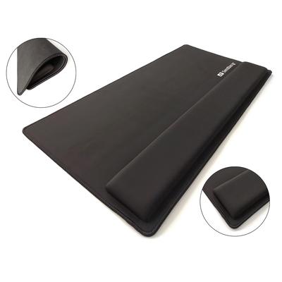 Sandberg Desk Pad Pro XXL Muismat - Zwart