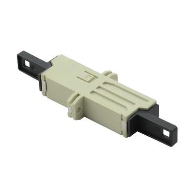 ROLINE Glasvezeladapter, Lsh, Flens, Beige Fiber optic adapter