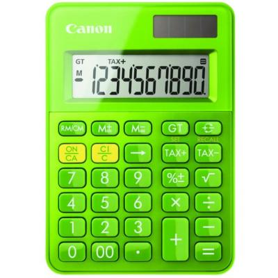 Canon calculator: LS-100K - Groen