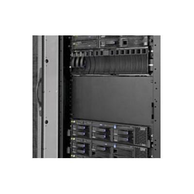 Eaton patch panel: Blanking Panel, 2U, Black, Plastic, 100 Pack - Zwart