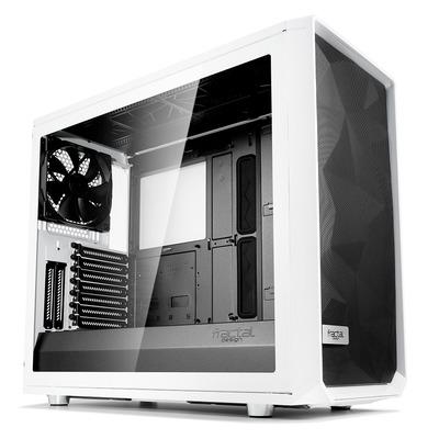Fractal Design Meshify S2 White – TG Behuizing - Wit
