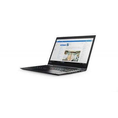 Lenovo laptop: ThinkPad X1 Yoga - Zwart