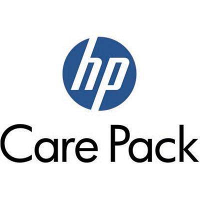Hp garantie: 3 year Travel Next business day onsite/DMR Notebook Only Service