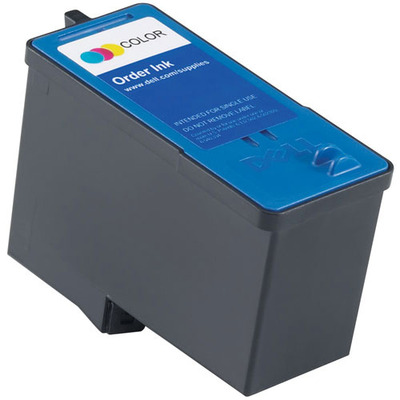 DELL Inktpatroon met hoge capaciteit inktcartridge - Cyaan, Magenta, Geel