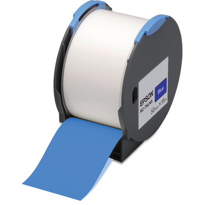 Epson RC-T5LNA Etiket - Blauw
